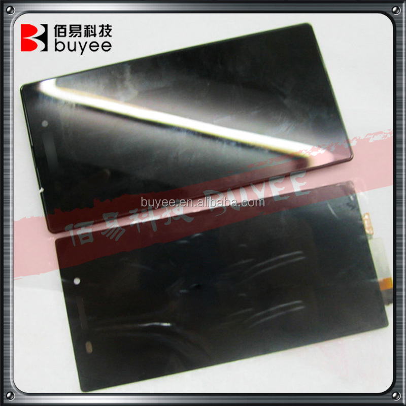 original quality lcd assembly for For Sony xperia Z Ultra XL39h LCD display replacement