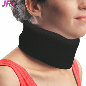 Cervical Collar, Universal Soft Adjustable Foam Neck Support Brace for Relieves Neck Pain and Spine Pressure