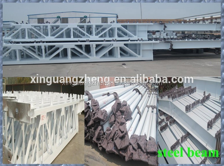 fireproof lager span prefabricated steel structure warehouse
