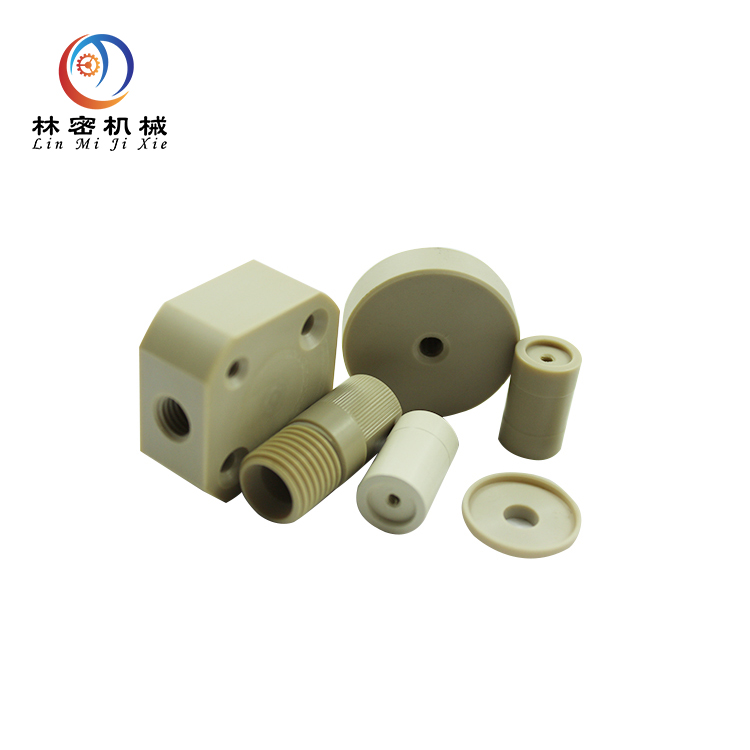 custom machining plastic parts online precision  cnc milling part