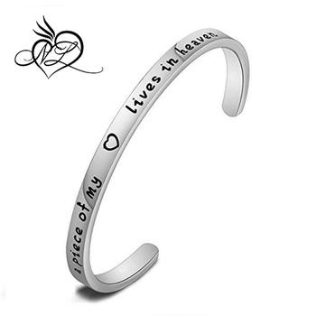 Heaven Bangle Bracelet Personalized