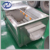 High Efficiency Brush Roll Fruit Washing And Peeling Machine
