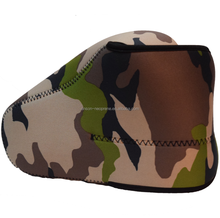 neoprene sleeve for camera camo printing waterproof protective pad soft and very light weight informal style