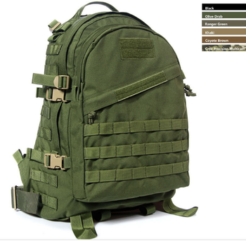 65df1dd09ca BP02B Assault Pack Molle Backpack Bug Out Bag 3 Day Military Tactical  Rucksack Laptop Daypack Large