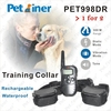 300M Remotetraining collars with Electronic pulse dog shock collars Collar