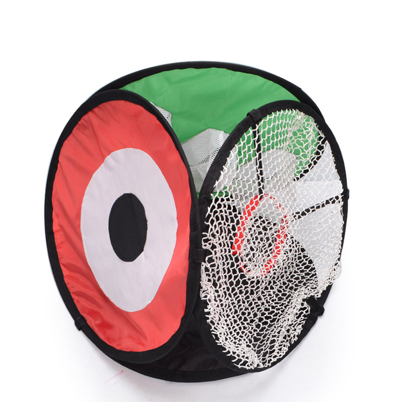 Professional practice golf net target mini indoor golf net golf chipping net