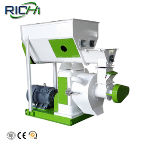 Professional Manufacturer RICHI Sawdust Wood Biomass Pellet Making Machine