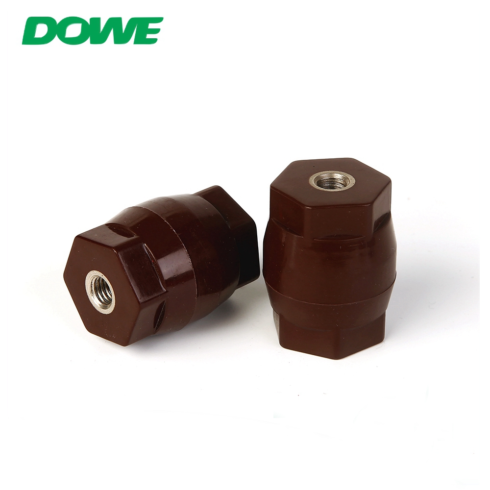China Factory low voltage D50X40 <strong>electrical</strong> hexagonal connect insulator