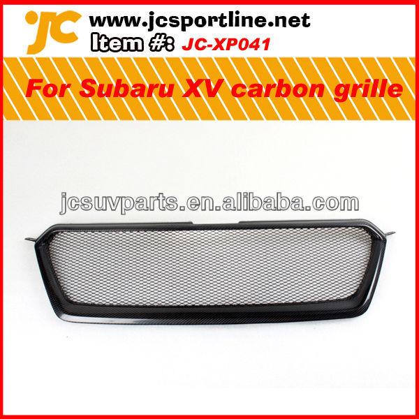 calandre de voiture pour subaru xv 2012 couvrir grill grille de maille grille auto id de produit. Black Bedroom Furniture Sets. Home Design Ideas