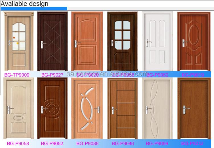Bgp9303 Luxury Interior Wood Door Decorative Interior Door Skin