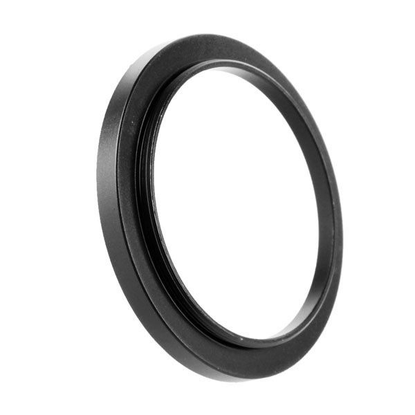 Camera aluminum 50-58mm step up ring lens adapter ring
