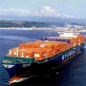 China lowest sea freight shipping rates to USA Australia Canada