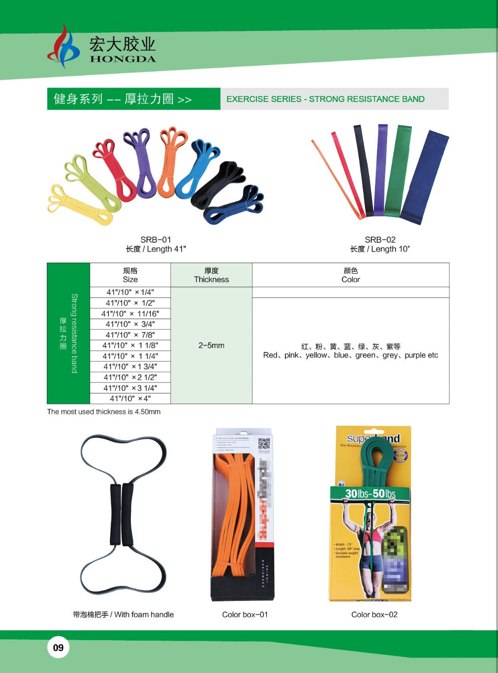 Resistance Exercise Loop Bands with high quality and low price