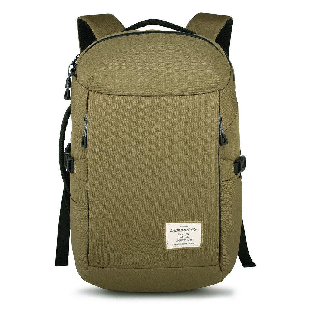 Get Quotations · SymbolLife Water Resistant Backpack Travel Duffel Bag  Hiking Bag Camping Bag Rucksack Laptop Bag Sports Bag af08470501