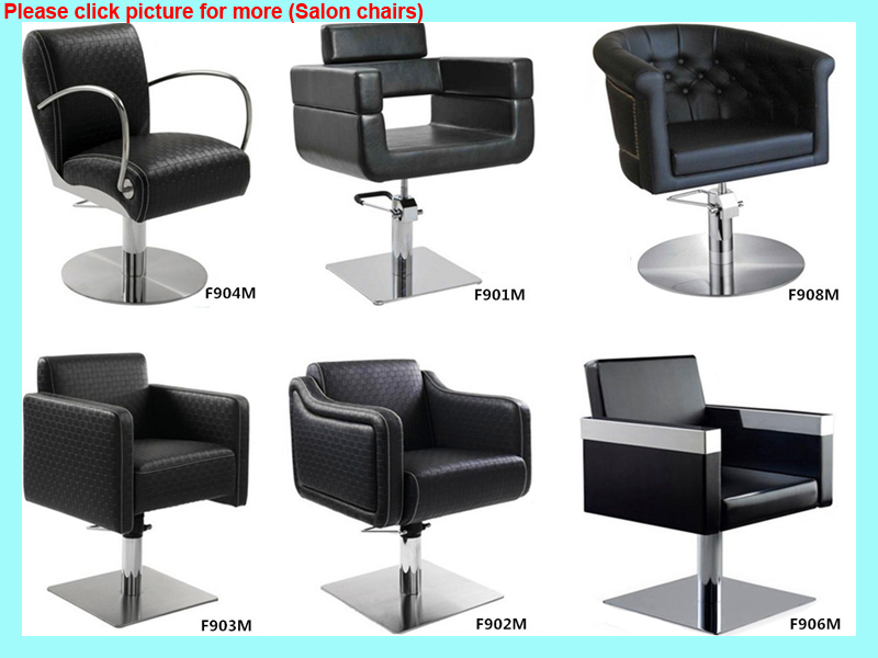 Beauty Hair Salon Styling Barber Chairs Furniture Chairs