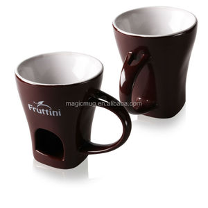 Ceramic Chocolate Fondue Mug