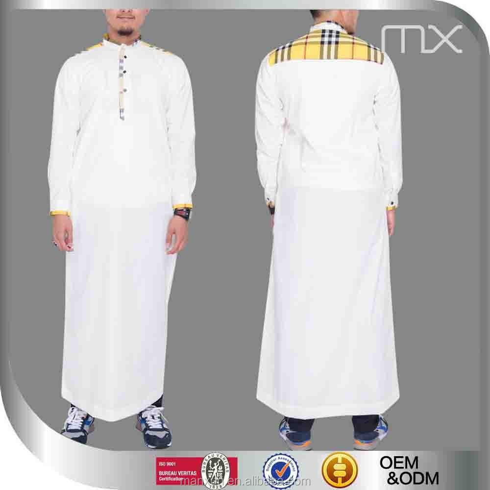 Lage moq marokkaanse thobe designer heren jubba en broers for Islamitische sportkleding vrouwen