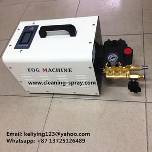 4 LPM High pressure mist making machines