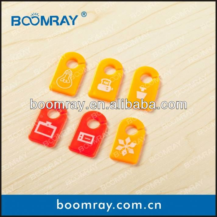 2013 New Plastic flat alligator clip battery cable