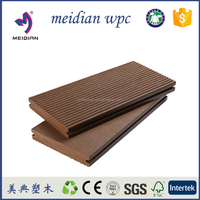 water resistance new tech wpc composite outdoor stairs decking board