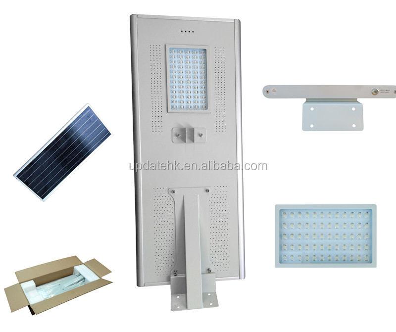 Competitive Price 60w Led Solar Power Street Light Manufacturer In ...