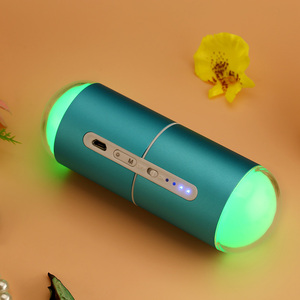 5000mAh Capsule USB Electric Hand Warmer Mini Power Supply Mobile Phone Power Bank