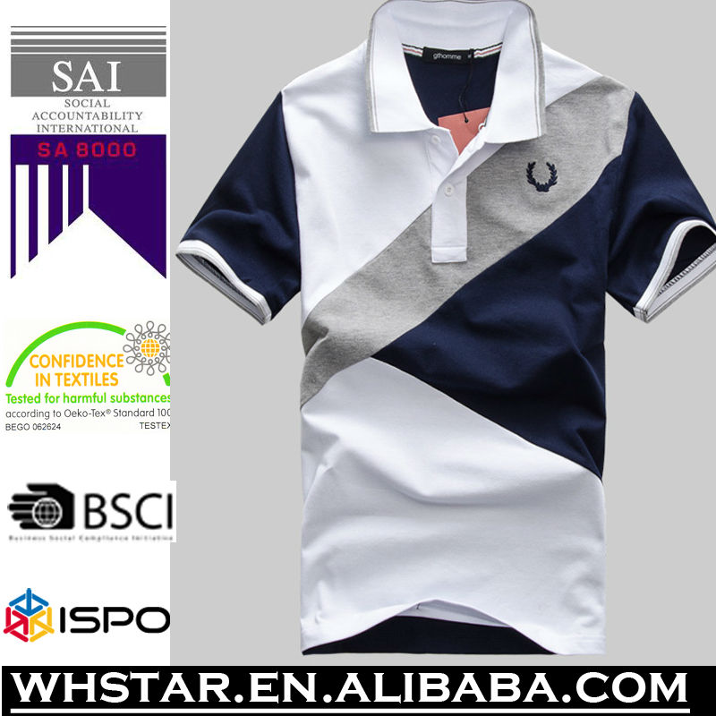 Youths design golf polo