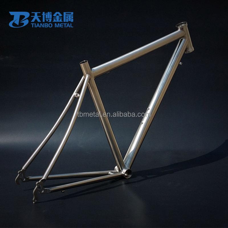 Titanium Cyclocross Bicycle Frame, Titanium Cyclocross Bicycle Frame ...