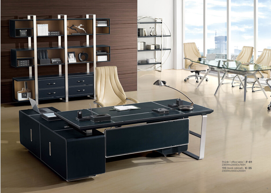 Office Boss Table Office Boss Table Suppliers and Manufacturers