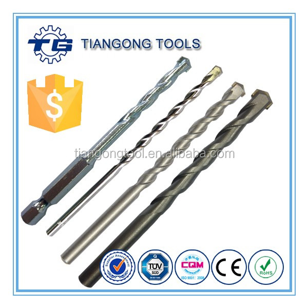 TG Tools low price k45 carbide material masonry drill bit