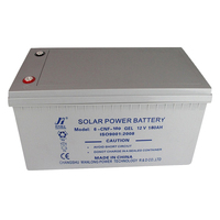 VRLA UPS rechargeable solar battery 12v 180ah