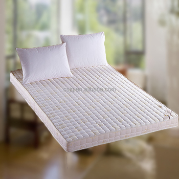 high quality 40 density memory foam mattress with latex foam mattress topper