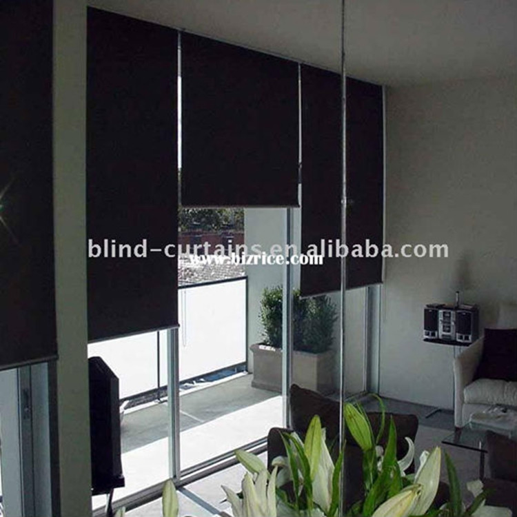 2016 roll up shutter, sun protection roller blind mechanism