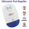 Mega March Sourcing Healthy Electronic Mosquito Repellent Ultrasonic Pest Repeller Plug-In