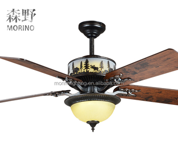 Coffee shop country decor rustic wrought iron led fancy ceiling coffee shop country decor rustic wrought iron led fancy ceiling fan light mozeypictures Images