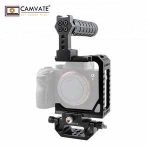 2018 New Arrival ILCE-7RM3/ILCE-7M3 Digital Camera Cage With Rubber Handle