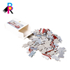 Tourist Souvenir Customized Design Scenery 0.5 Thickness Paper Jigsaw Puzzle with Box Packaging 48 Pieces