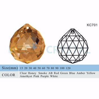 Machine Cut K9 Crystal Ball For Chandelier Lighting Keco Is Work On All Kinds Of