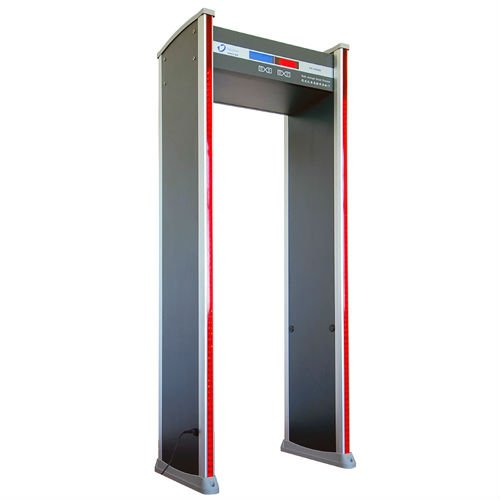 TX-200D Walk Through Metal Detector for Security Inspection with six detection zones