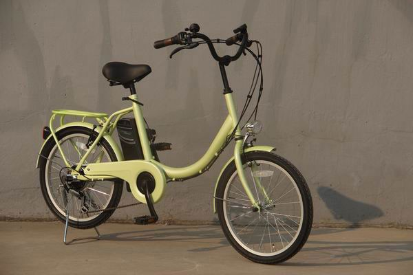 new fashionable design li ion battery pedal assist electric bike for old people