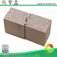 Light Weight Interior Foam Precast Concrete Wall Panel