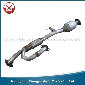 Automotive Customized Exhaust System Scrap Catalytic