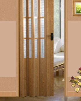 Pvc Folding Sliding Door In Dubai