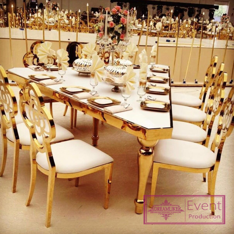 Triangle Shaped Gold Metal Frame Mdf Dining Tables And Chairs For Grand Wedding Buy Dining Tables Triangle Dining Tables Triangle Dining Tables And Chairs Product On Alibaba Com