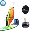 hot sale inflatable windsurfing rig sails on air