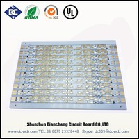 printed circuit board layout and led pcb board in shenzhen diancheng pcb web