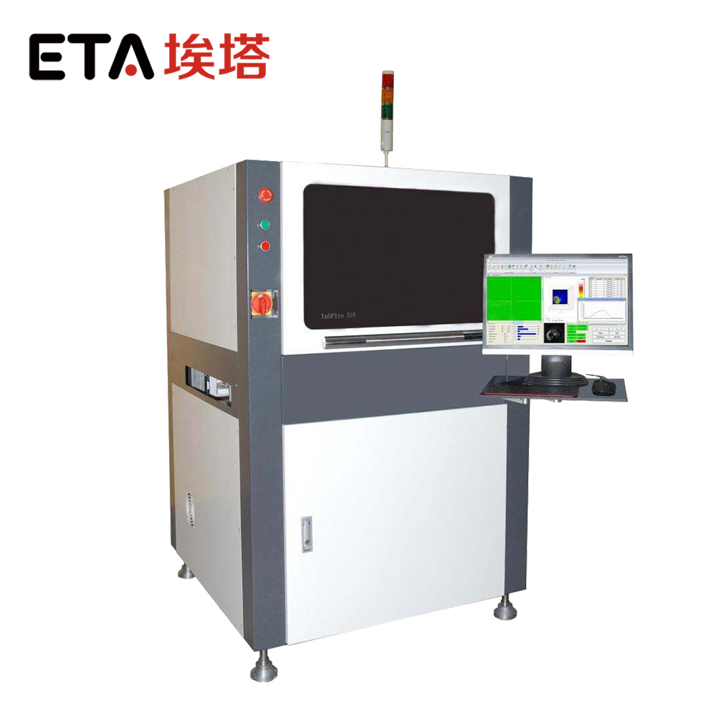 ETA automatic High Precision SPI optical inspection for the Production Line