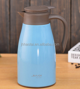 1.5L//2.0L double wall stainless steel thermos insulated travel electric kettle spice containers flasks water jug