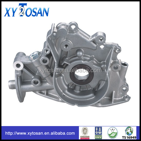 Engine parts oil pump for MITSUBISHI 4G15 21310-21000 21310-21010 MD139643