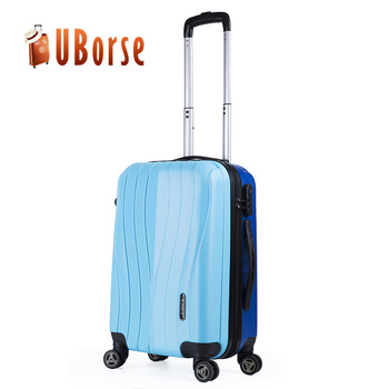 0374d6d00 20 inch ABS trolley luggage lightweight travel bag small cabin suitcase